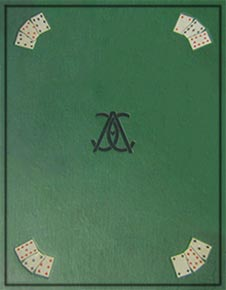 The Book Illustrated Games of Patience by Lady Adelaide Cadogan